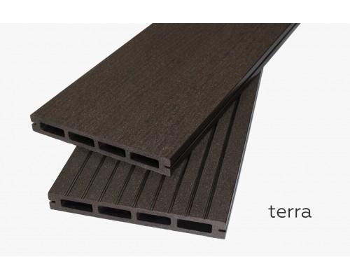 Террасная доскаWoodlux серия Step Terra