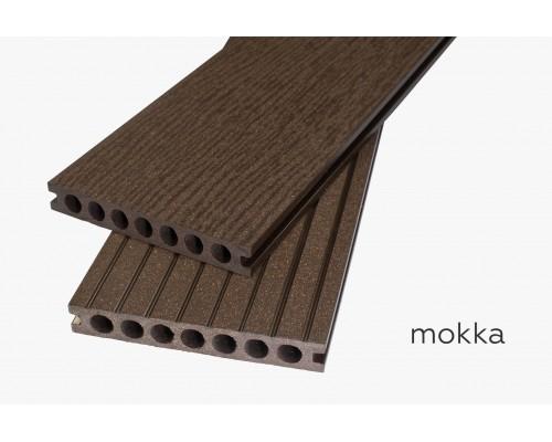 Террасная доскаWoodlux серия ULTRA Mokka