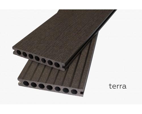 Террасная доскаWoodlux серия ULTRA Terra