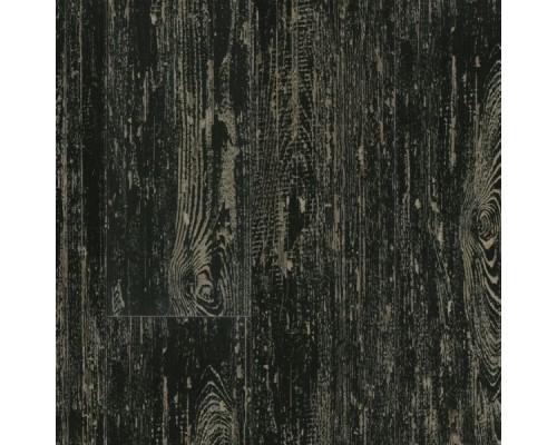 Виниловая плитка DecoTile GSW2367 Сосна окрашенная черная