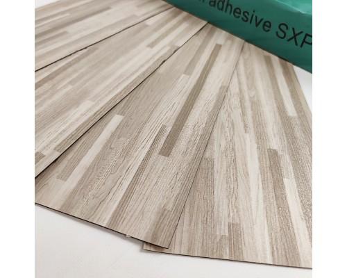 Самоклеящаяся гибкая виниловая плитка008 roshade wooden
