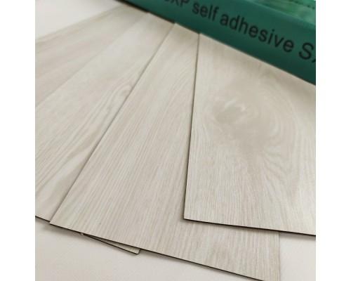 Самоклеящаяся гибкая виниловая плитка009 wooden milks