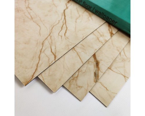 Самоклеящаяся гибкая виниловая плитка101 marble глянец