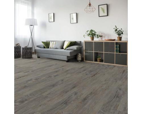 Виниловая плитка Christy Carpets Oak Grove 114 Charcoal Rustik Oak