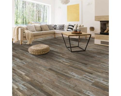 Виниловая плитка Christy Carpets Oak Grove 725 Brown Reclamation Oak